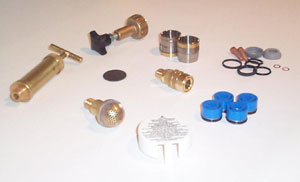 Spare parts for Eclipse Electrical woodworm spraying pumps.